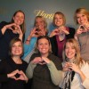 Rehearsal dinner in Hartley--small town with a big heart!